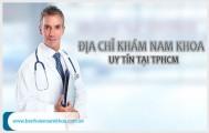Bệnh viện trị bệnh nam giới ở quận Tân Bình Tphcm