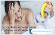 Một vài biểu hiện nhận biết rối loạn cương dương ở nam giới