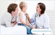 Hướng dẫn cách chăm sóc trẻ nong bao quy đầu đúng cách