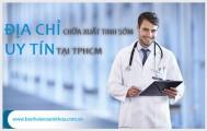 Khám nam khoa chữa xuất tinh sớm tại Tphcm