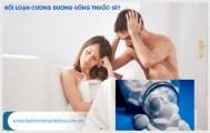 Rối loạn cương dương uống thuốc gì?