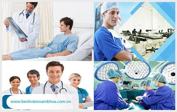 Cần đến các phòng khám nam khoa uy tín điều trị viêm bao quy đầu