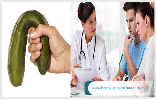 Cần sớm điều trị yếu sinh lý ở nam giới