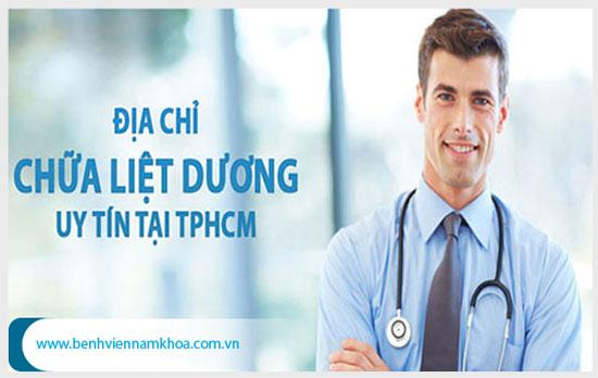 Nên thăm khám tại cơ sở y tế uy tín trước khi uống thuốc chữa liệt dương