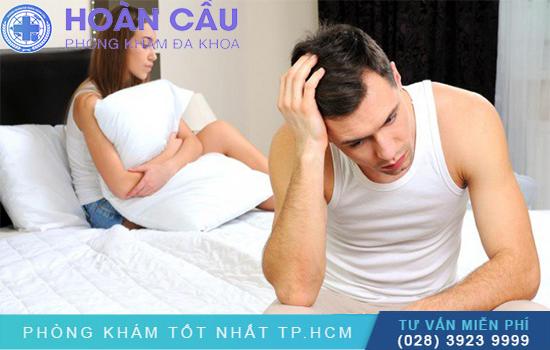 viêm niệu đạo gây vô sinh ở nam giới