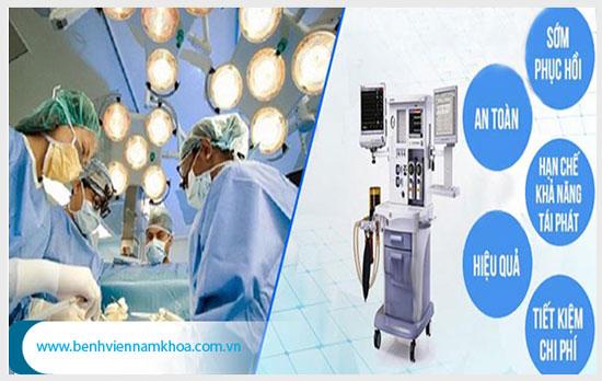 Điều trị bệnh nam khoa bằng phương pháp ALA-PDT