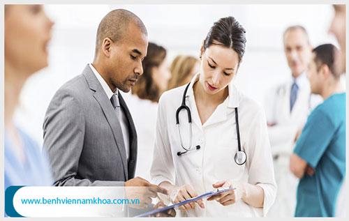 Phòng khám sức khỏe công ty tốt tphcm