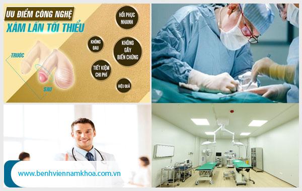 Địa chỉ thăm khám và điều trị viêm da bao quy đầu uy tín tại TPHCM
