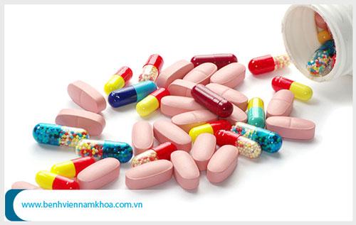Viêm đường tiết niệu nam giới uống thuốc gì thì khỏi?